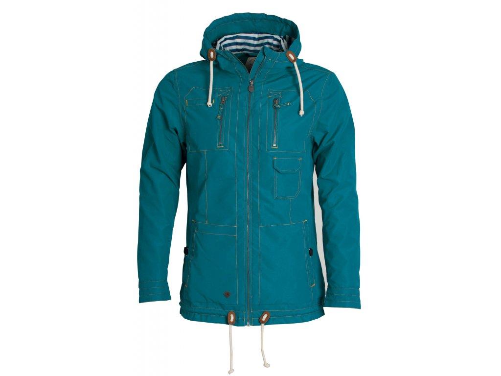 Pánská bunda Woox - Drizzle Jacket Men´s Blue