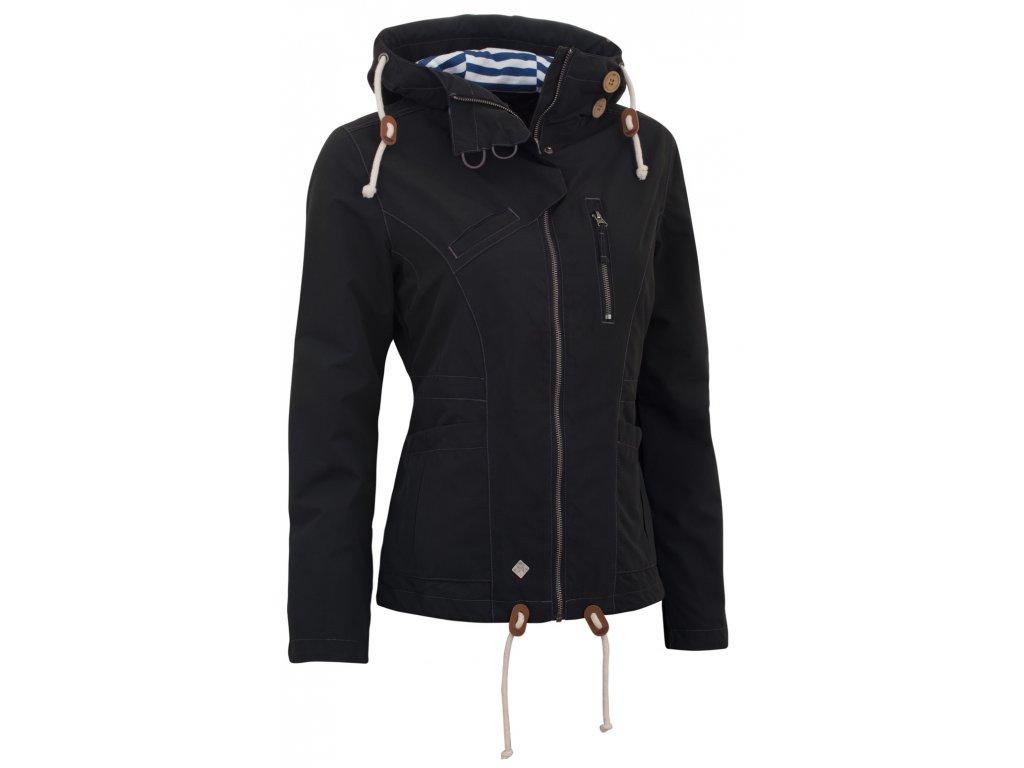 Dámská  bunda Woox - Drizzle Jacket Ladies´ Dark