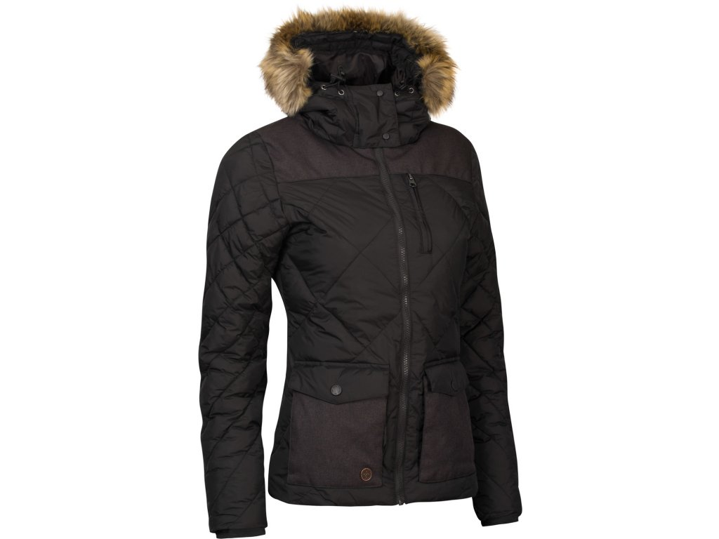 Dámská zimní bunda Woox - Pinna Cubo Chica