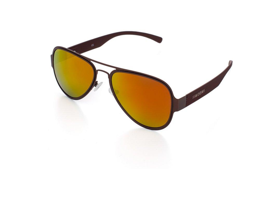 Sluneční brýle Woox - Radiatus Fuscus