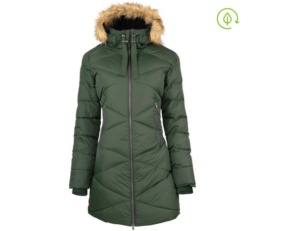 Dámská zimní bunda Woox - Pinna Duffel Bag Chica