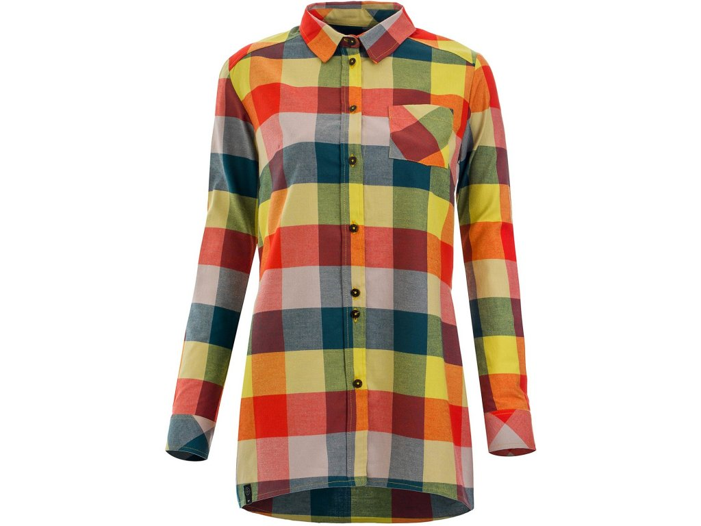 Košile Camisia Celery Long Chica
