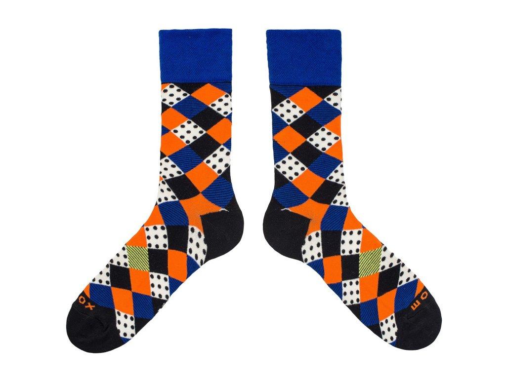 Ponožky Soccus Cubum Vesper