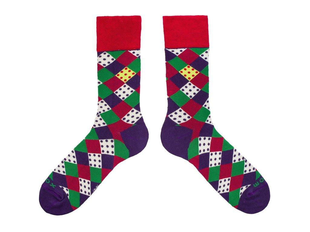 Ponožky Soccus Cubum Eve