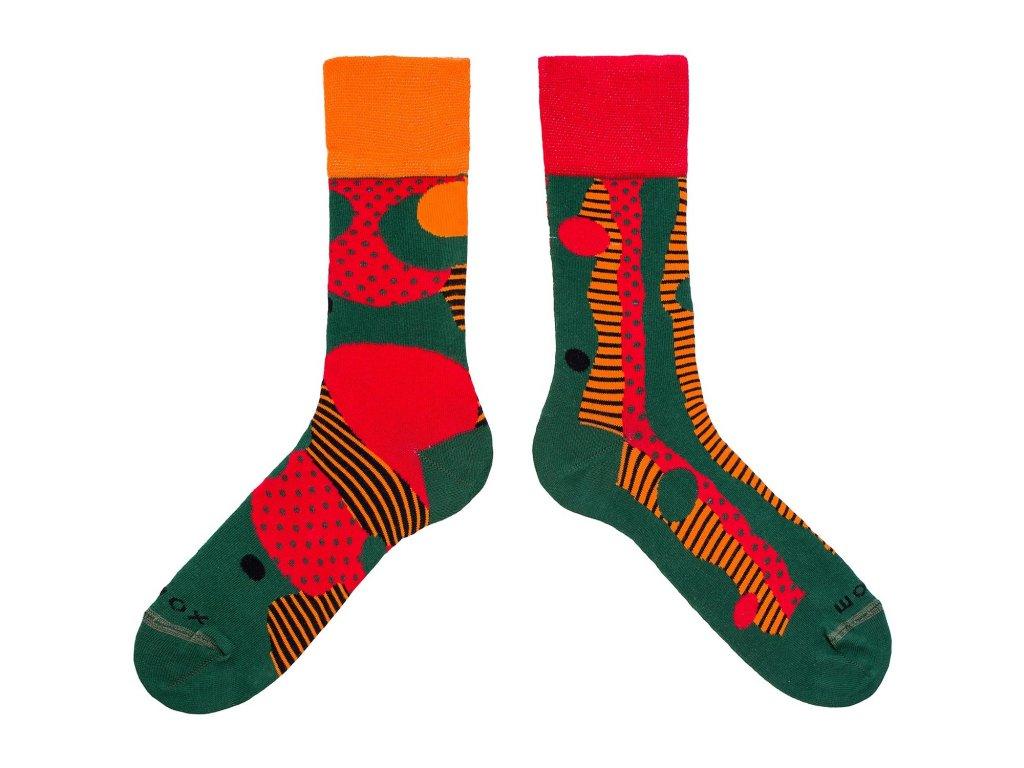 Ponožky Soccus Gaudium Rubem