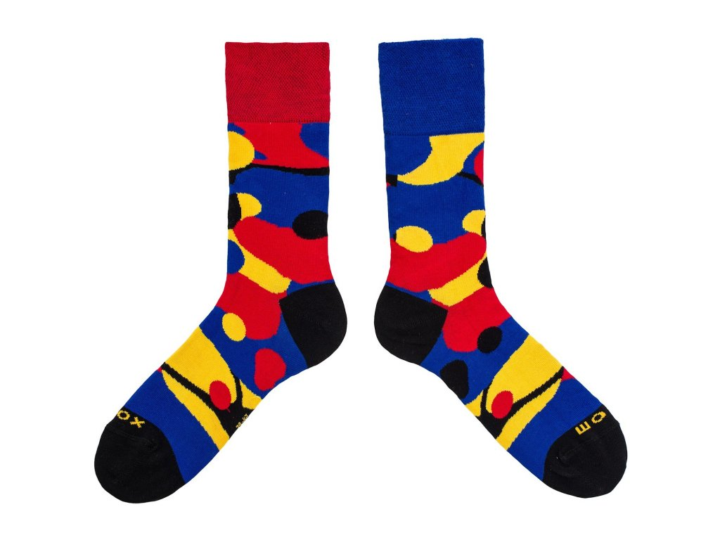 Ponožky Soccus Orbis Navy