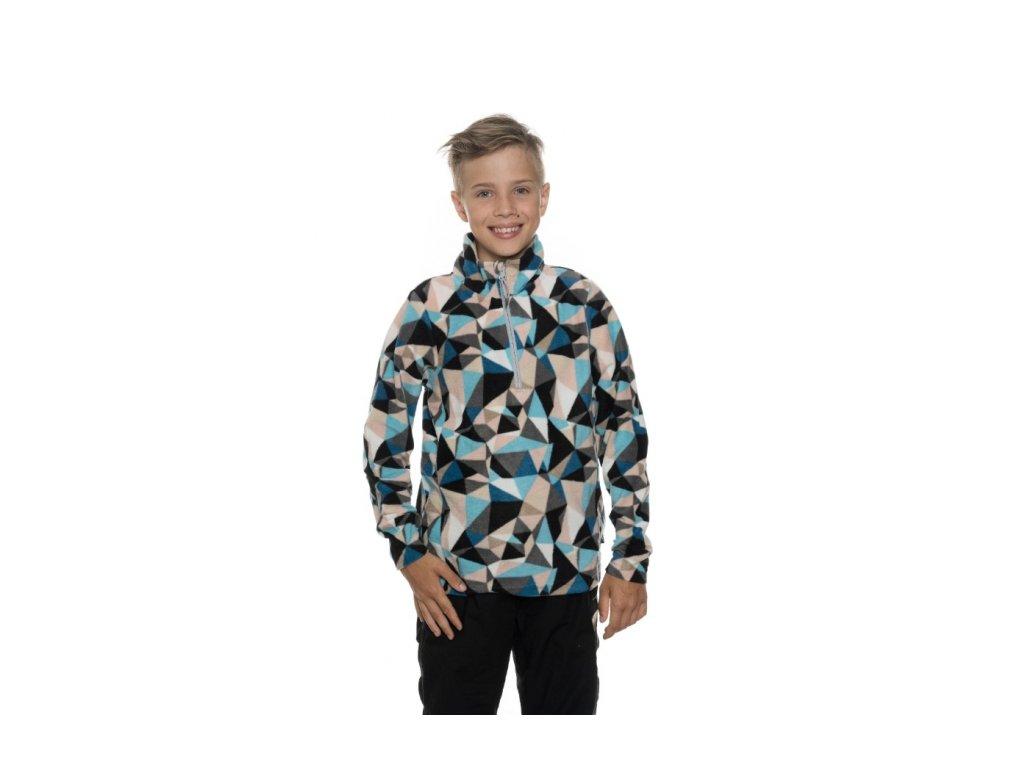 SAM 73 Chlapecká mikina - fleece