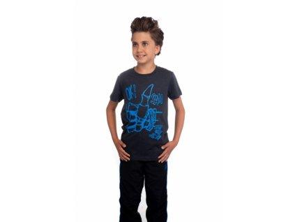 SAM 73 Chlapecké tričko s krátkým rukávem