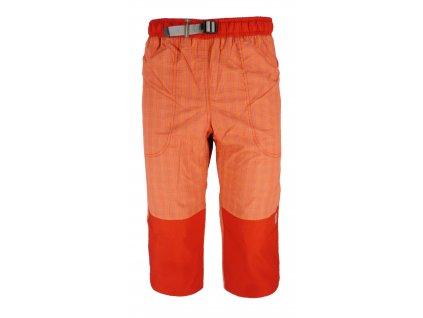 3/4 kalhoty Rejoice - Moth 3/4 (červené) (Velikost XL)