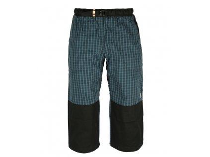 3/4 kalhoty Rejoice - Moth 3/4 (modro-černé) (Velikost XXXL)