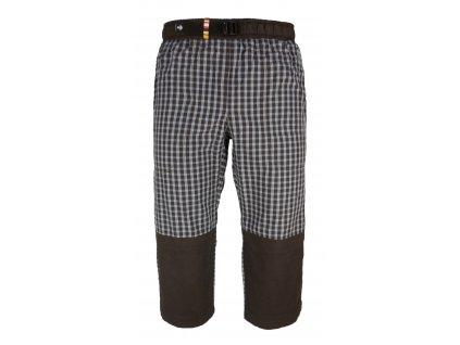 3/4 kalhoty Rejoice - Moth 3/4 (šedo-černé) (Velikost XXXL)