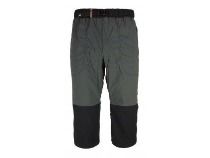 3/4 strečové kalhoty Rejoice - Moth 3/4 (šedé) (Velikost XXXL)
