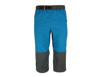 3/4 strečové kalhoty Rejoice - Moth 3/4 (šedo-modré) (Velikost XXXL)