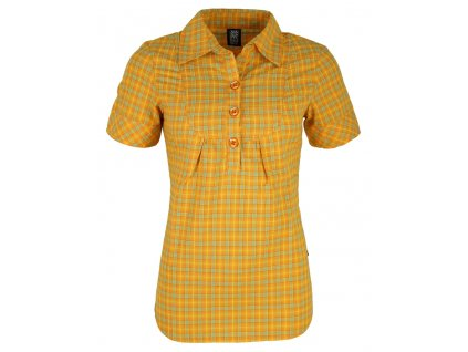 Dámská košile Rejoice - Apricot (oranžová) (Velikost XS)