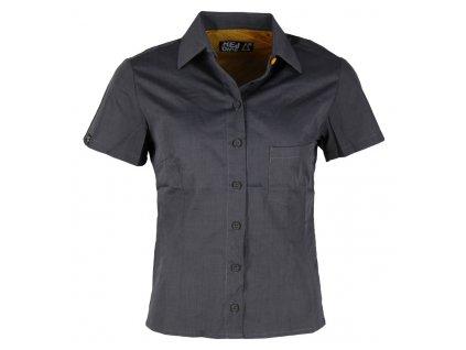Dámská košile Rejoice - Erica (šedá) (Velikost XS)