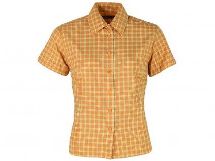 Rose košile oranžová 1