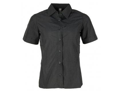 Dámská košile Rejoice - Wild Pear (černá) (Velikost XS)