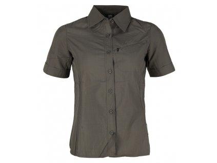 Dámská košile Rejoice - Wild Pear (šedá) (Velikost XS)