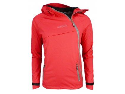 Dámská outdoorová bunda Rejoice - Atropa (růžová) (Velikost XS)