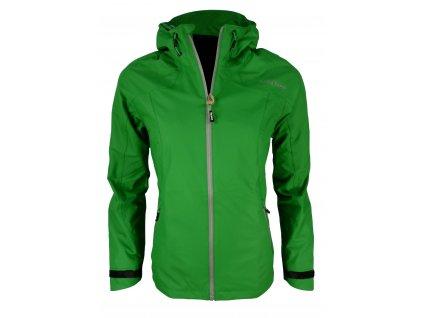 Dámská outdoorová bunda Rejoice - Solanum (zelená) (Velikost XS)