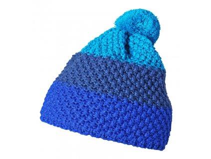 Dámská pletená čepice Rejoice - Lapsana (modrá)