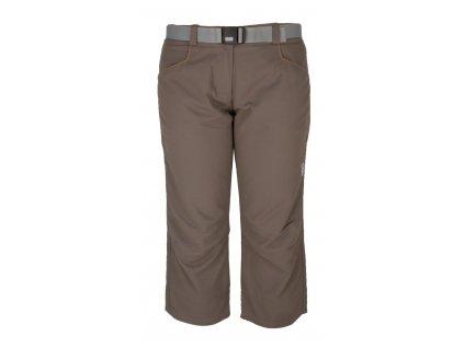 Dámské 3/4 kalhoty Rejoice - Fescue (šedé) (Velikost XS)