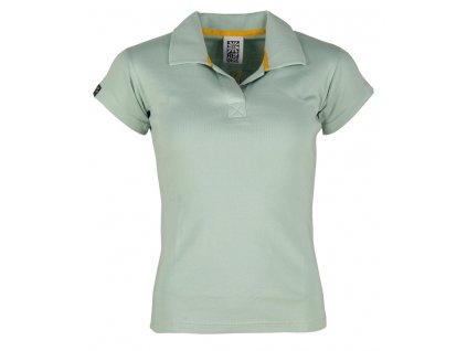 Dámské bavlněné tričko Rejoice - Endive (zelená) (Velikost XS)