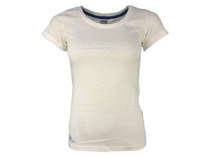 6f298eb4258 Dámské bavlněné tričko Rejoice - Gentiana Women (bílé) (Velikost XS)