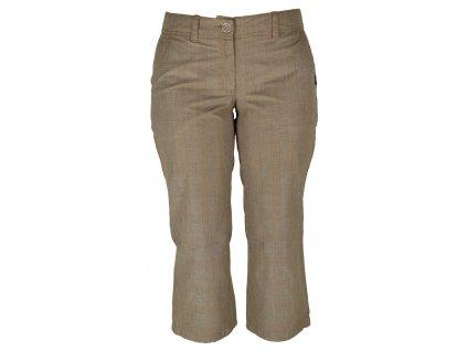 Dámské kalhoty Rejoice - Brassica 3/4 (režné) (Velikost XXL)