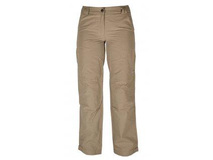 Dámské kalhoty Rejoice - Cranberry (béžové) (Velikost XS)