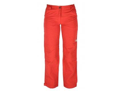 Dámské kalhoty Rejoice - Cranberry (červené) (Velikost XS)