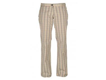Dámské kalhoty Rejoice - Lemon Balm (béžové) (Velikost XS)
