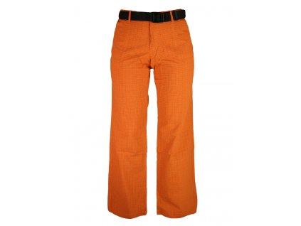 Dámské kalhoty Rejoice - Nettle (oranžové) (Velikost XL)