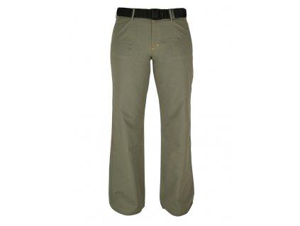 Dámské kalhoty Rejoice - Nettle (šedé) (Velikost XS)