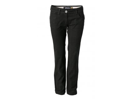 Dámské kalhoty Rejoice - Swida (černé) (Velikost XS)