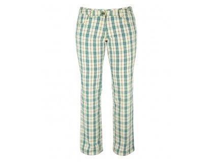 Dámské kalhoty Rejoice - Swida (tmavě zelené) (Velikost XS)
