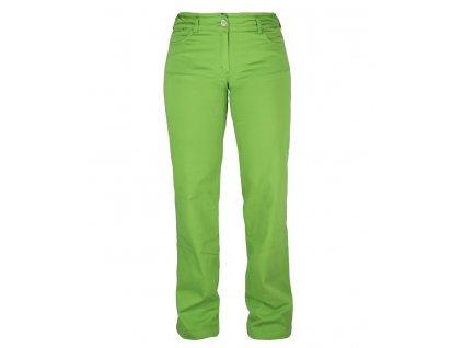 Dámské kalhoty Rejoice - Swida (zelené) (Velikost XS)