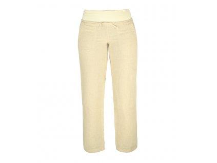 Dámské lněné kalhoty Rejoice -  Urtica (přírodní) (Velikost XS)