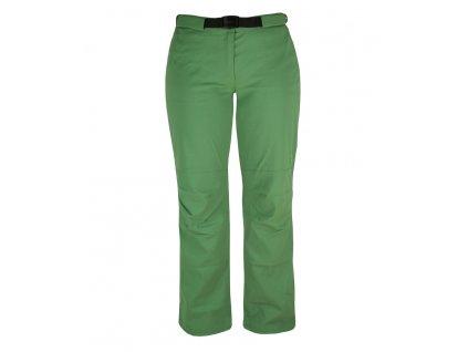 Dámské strečové kalhoty Rejoice - Peppermint (zelené) (Velikost XS)