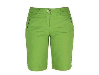 Dámské šortky Rejoice - Achillea (zelené) (Velikost XL)