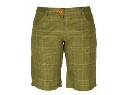 Dámské šortky Rejoice - Redwing (zelené) (Velikost XS)