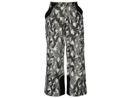 Dámské zimní kalhoty Crackonosh - Army Pants She (Velikost XL)