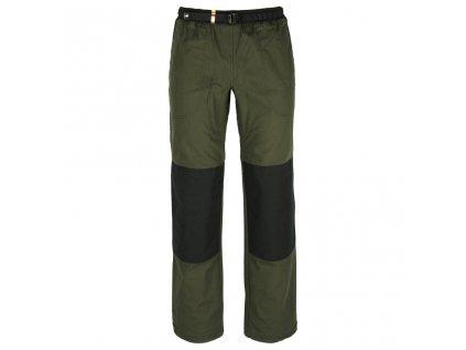 Kalhoty Rejoice - Fat Moth (zeleno-černé) (Velikost XXXL)