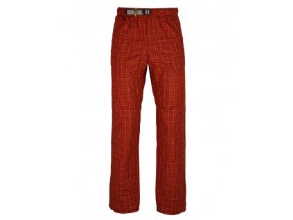 Kalhoty Rejoice - Foxtail (červené) (Velikost XXL)