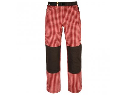 Kalhoty Rejoice - Moth (červené) (Velikost XXXL)
