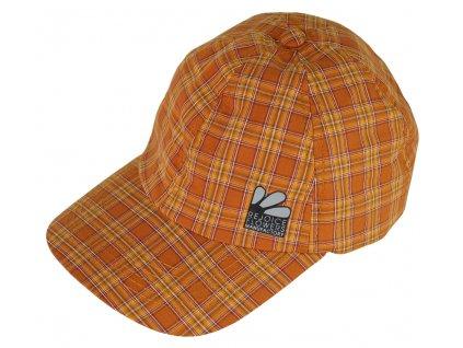 Klasická plátěná kšiltovka Rejoice - Cap Girls (oranžová)