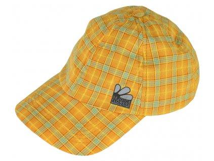 Klasická plátěná kšiltovka Rejoice - Cap Girls (žlutá)