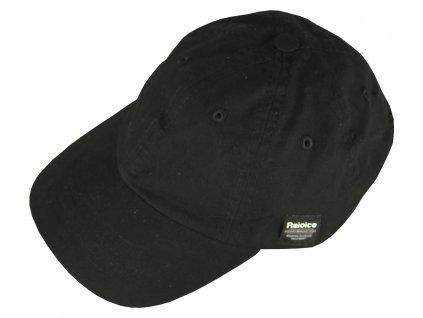Klasická plátěná kšiltovka Rejoice - Fireball (černá)