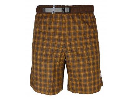 Kraťasy Rejoice - Moth Shorts (hnědé) (Velikost XS)