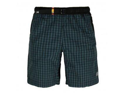 Kraťasy Rejoice - Moth Shorts (modro-černé) (Velikost XXXL)